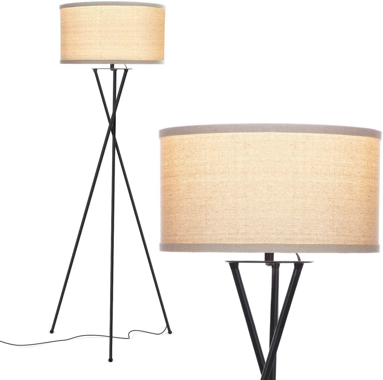 Brightech Jaxon Tripod LED Floor Lamp