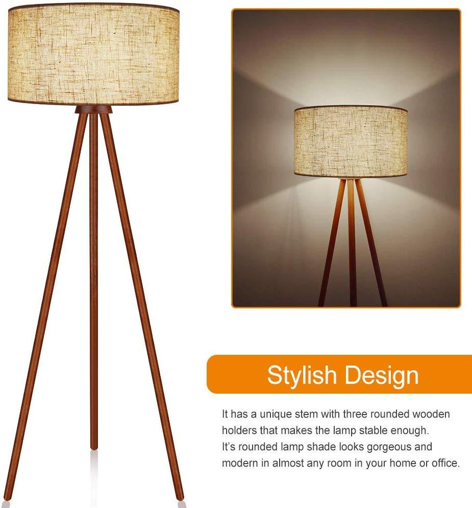 LEPOWER Tripod Lamp