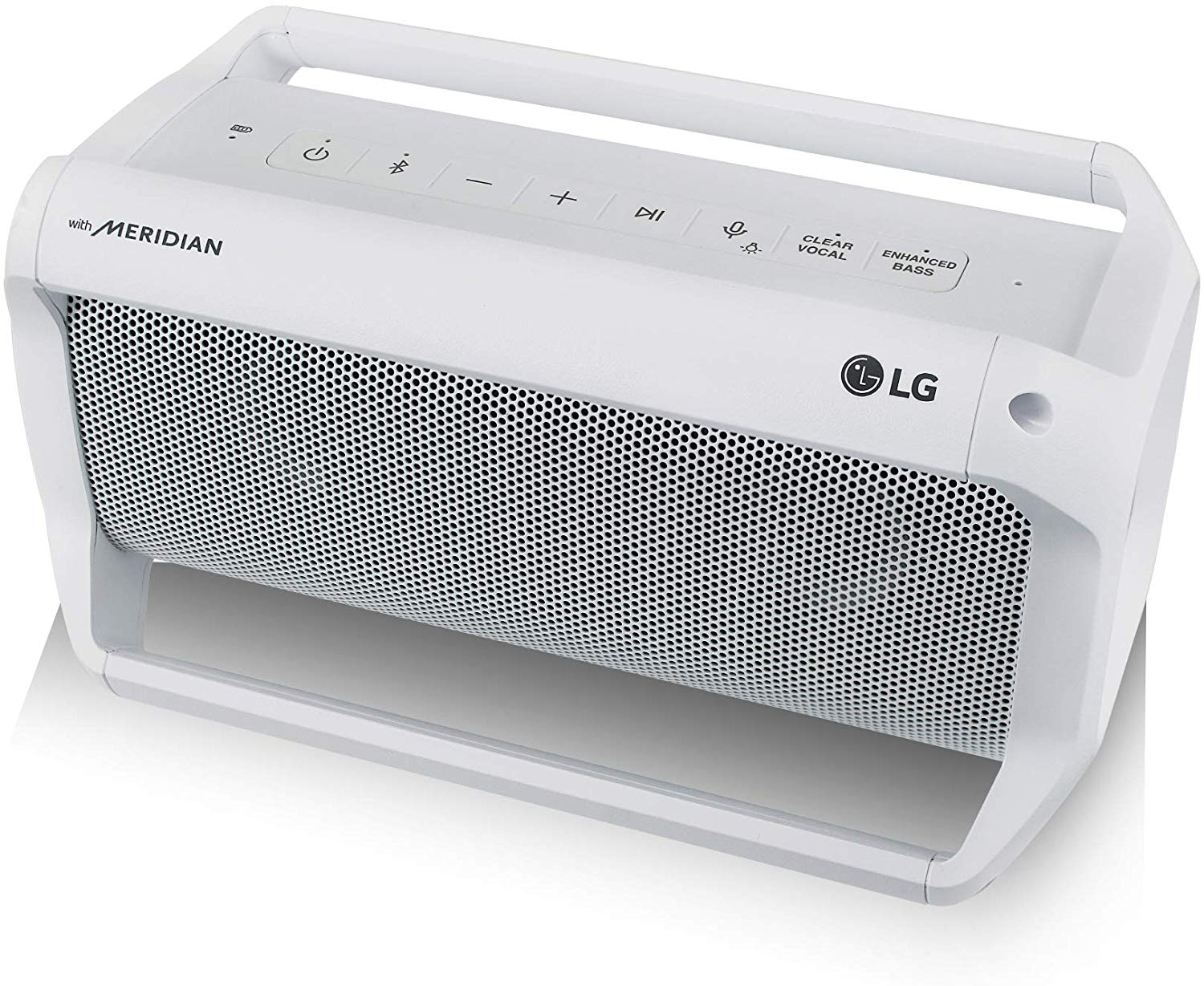 LG PK5W XBOOM Go Water-Resistant Wireless Bluetooth Party Speaker