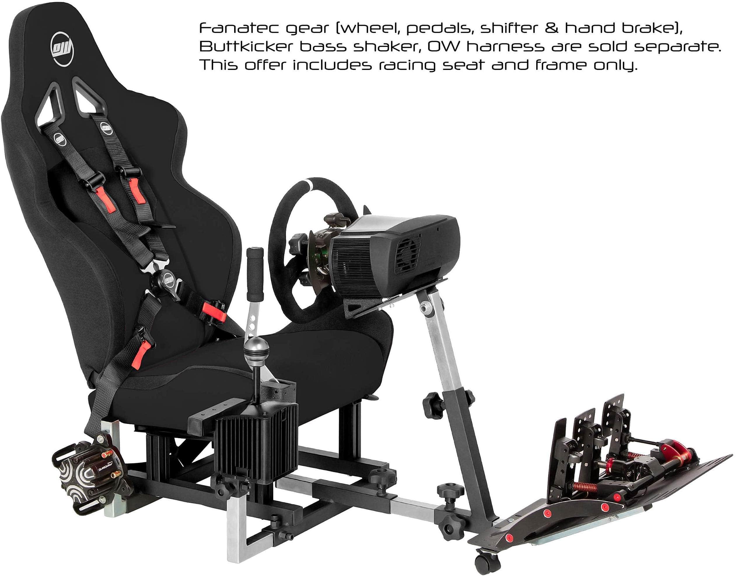 Openwheeler GEN2 Racing Wheel Stand