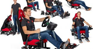 Racing Wheel Stands