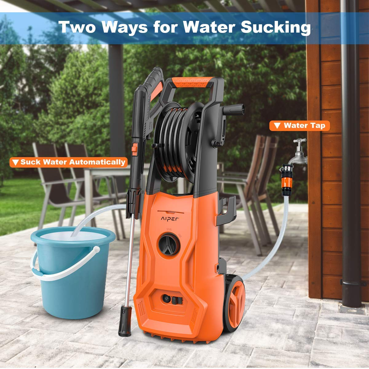 AIPER Electric Power Washer