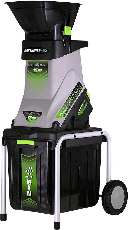 Earthwise GS70015 Chipper/Shredder