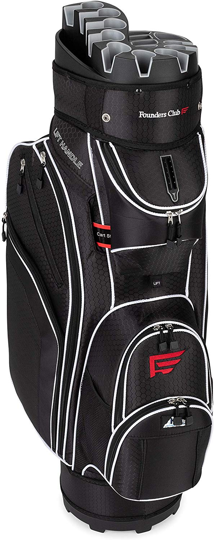 Founders Club Premium Cart Bag