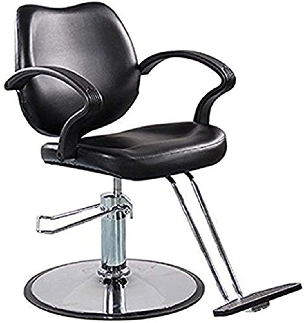 Funnylife Hair Salon Chair Styling Heavy Duty Hydraulic Pump Barber Chair Beauty Shampoo Barbering Chair for Hair Stylist Women Man