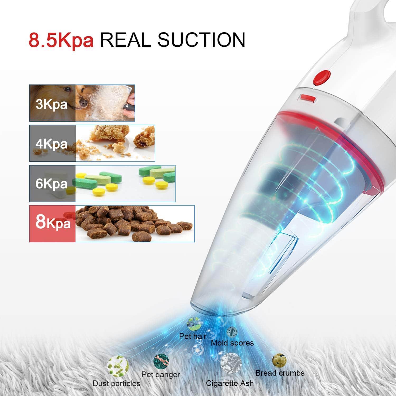 Geebo Handheld Vacuum Cleaner