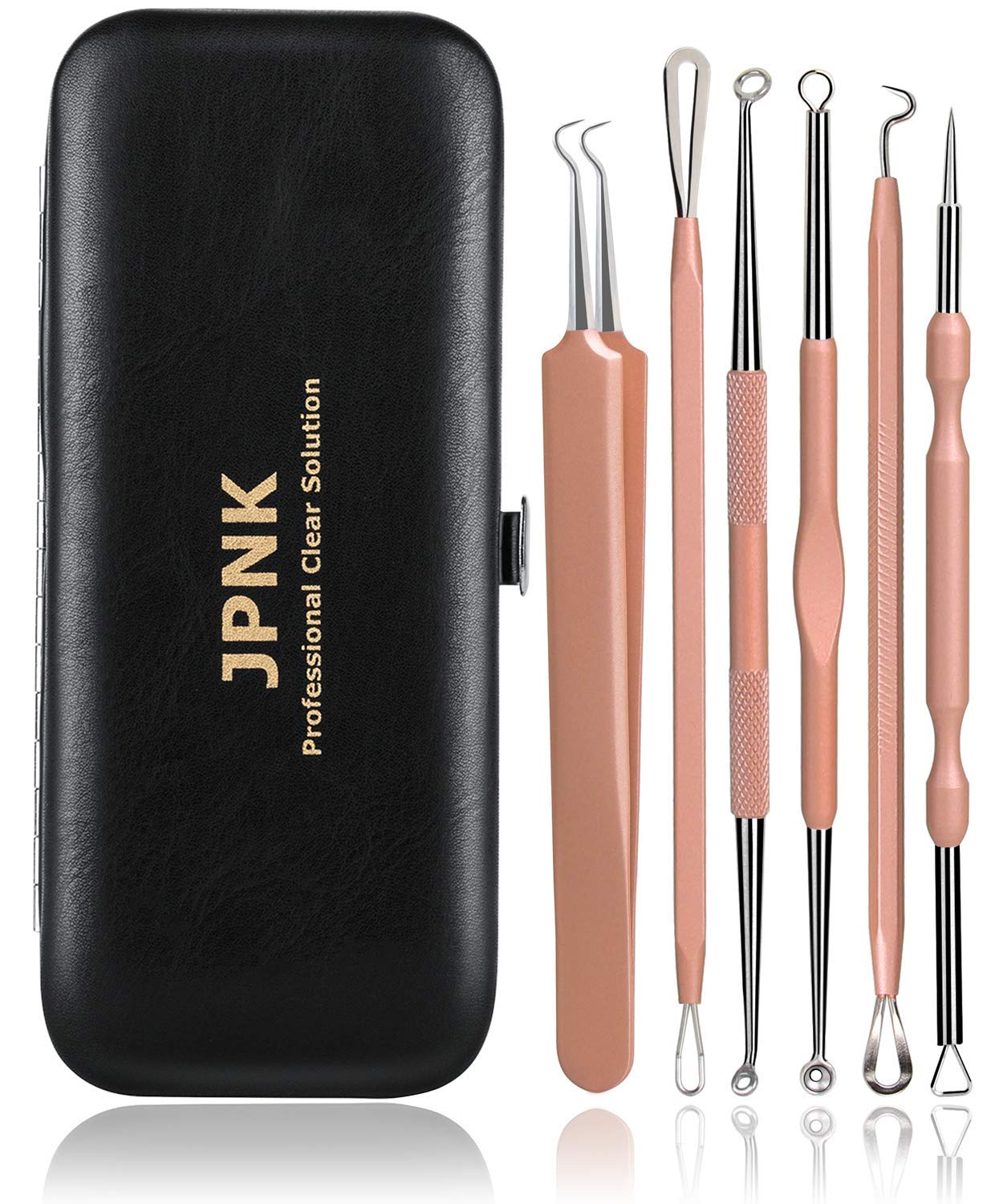 JPNK NEW Pink Blackhead Remover Tools