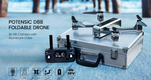 Mini Drones With Cameras
