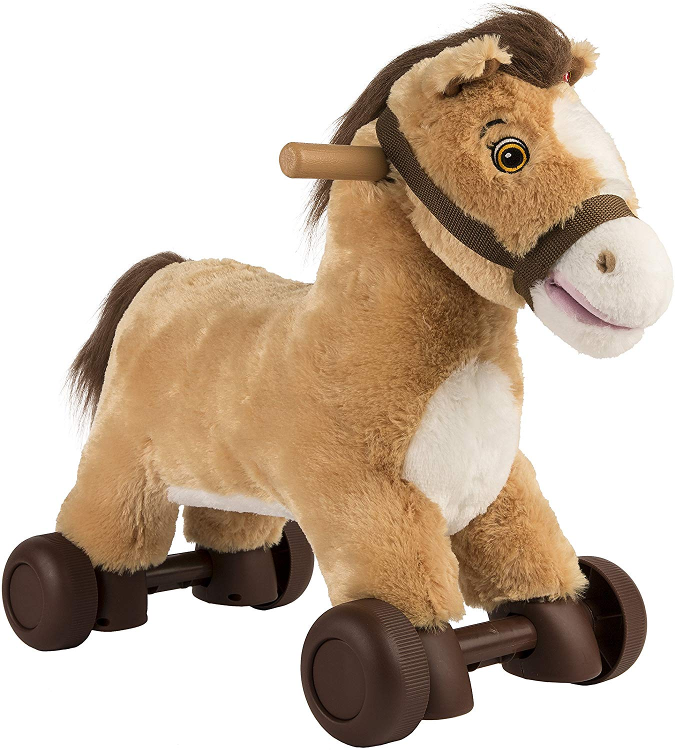 Rockin' Rider Ride-on 2-in-1 Pony