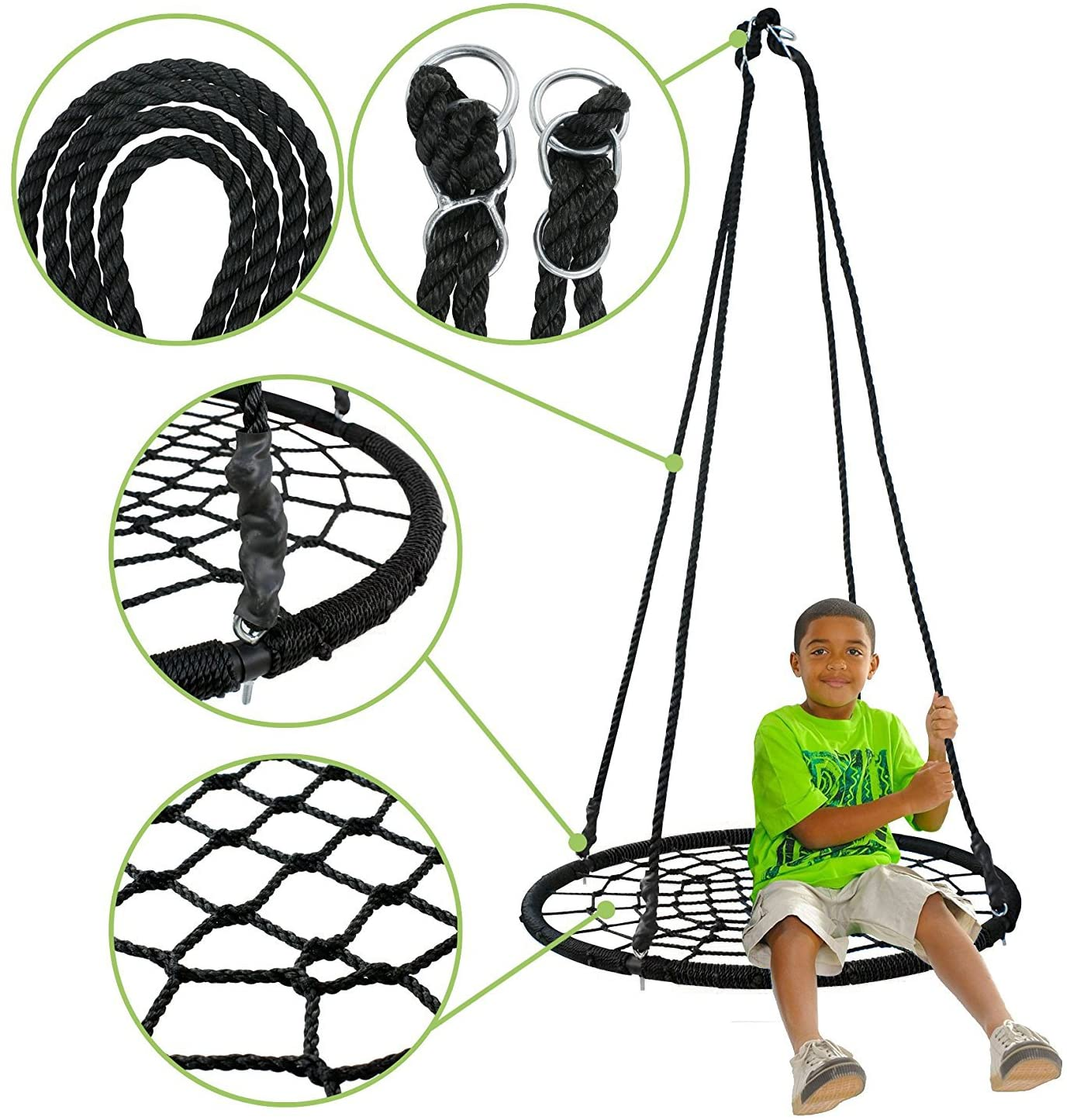 SUPER DEAL Tree Swing