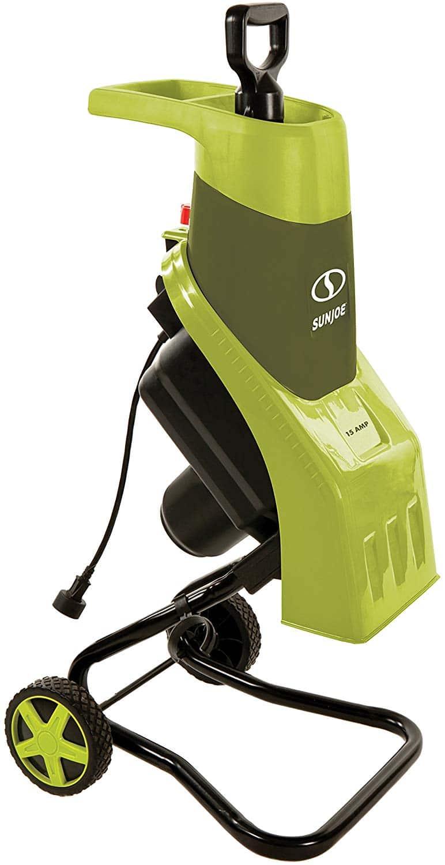 Sun Joe CJ602E Chipper/Shredder (Green)