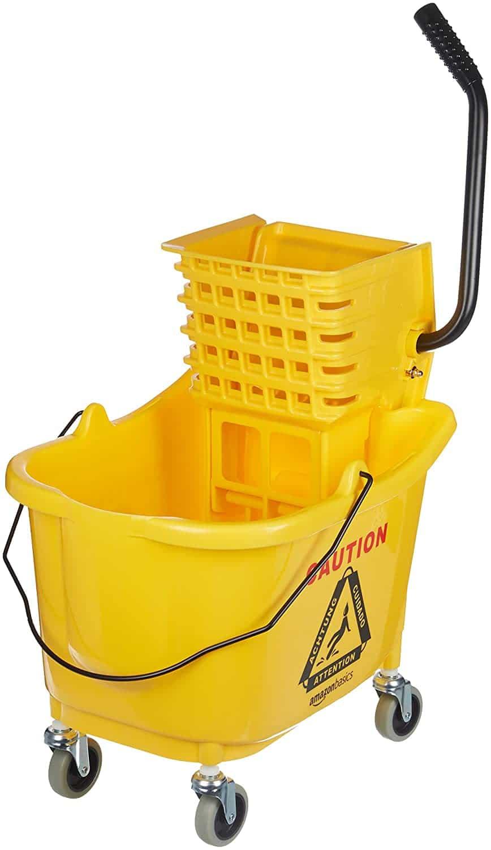 AmazonBasics Mop Bucket