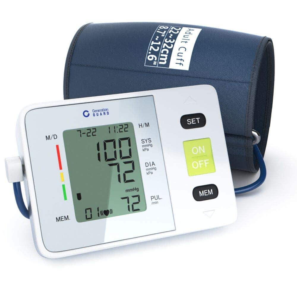 Clinical Automatic Upper Arm Blood Pressure Monitor