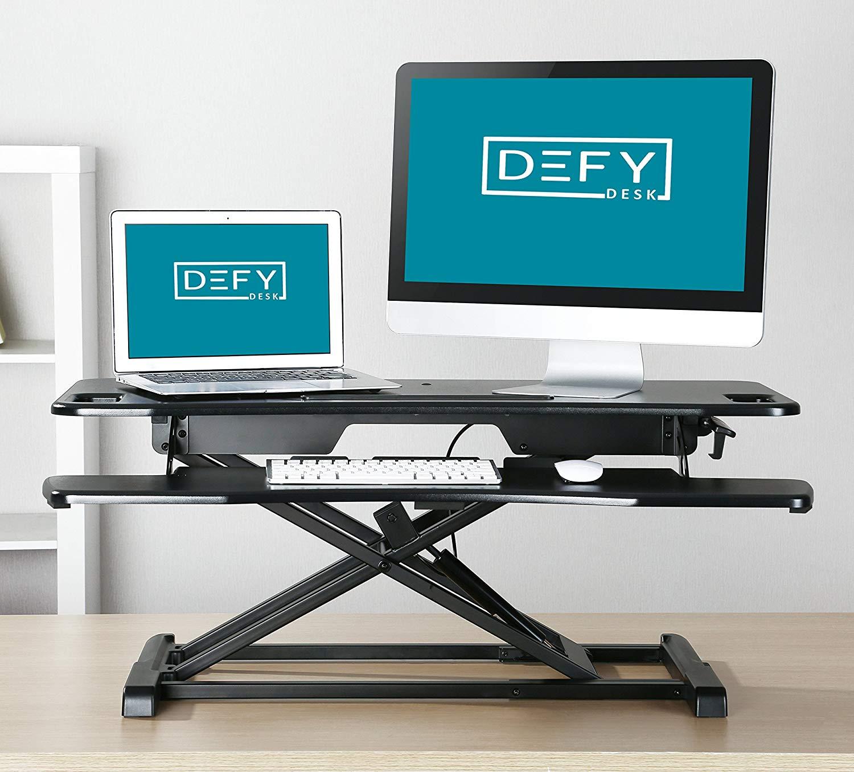 Standing Desk Height Adjustable Sit Stand Up Desks
