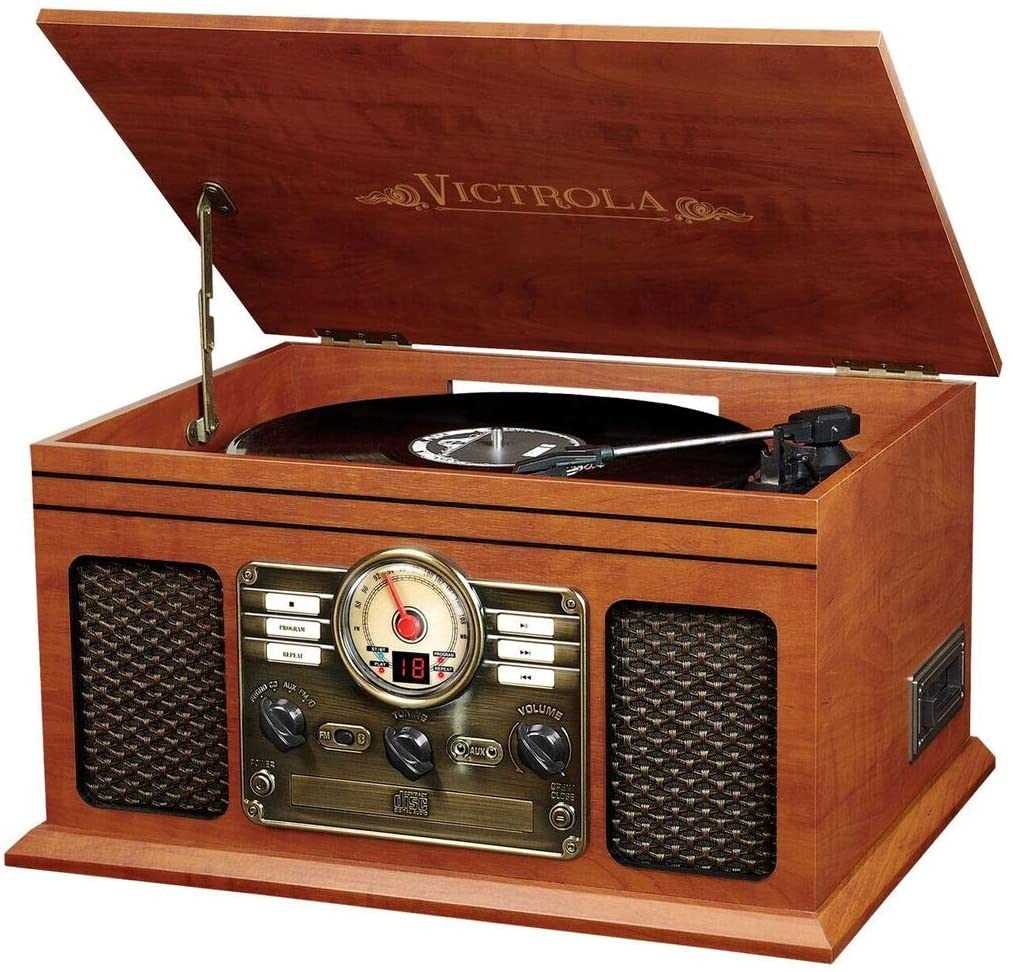 Victoria Nostalgic Record Player