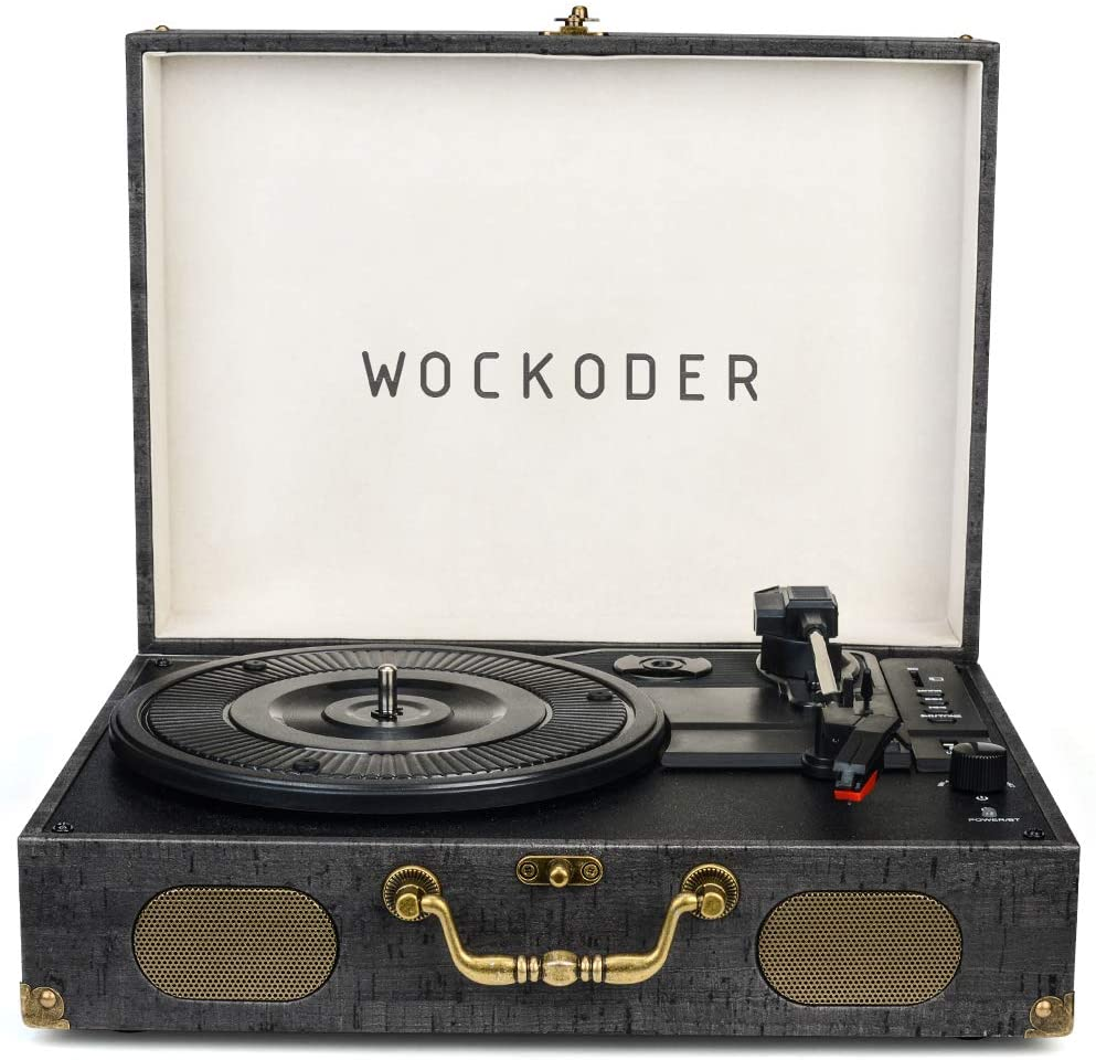 WOCKODER's Turntable Record Player