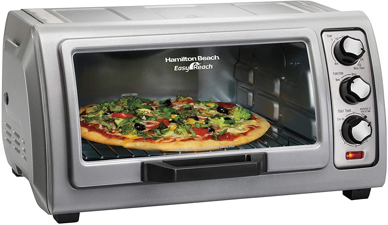 6-Slice Countertop Toaster Oven by Hamilton Beach