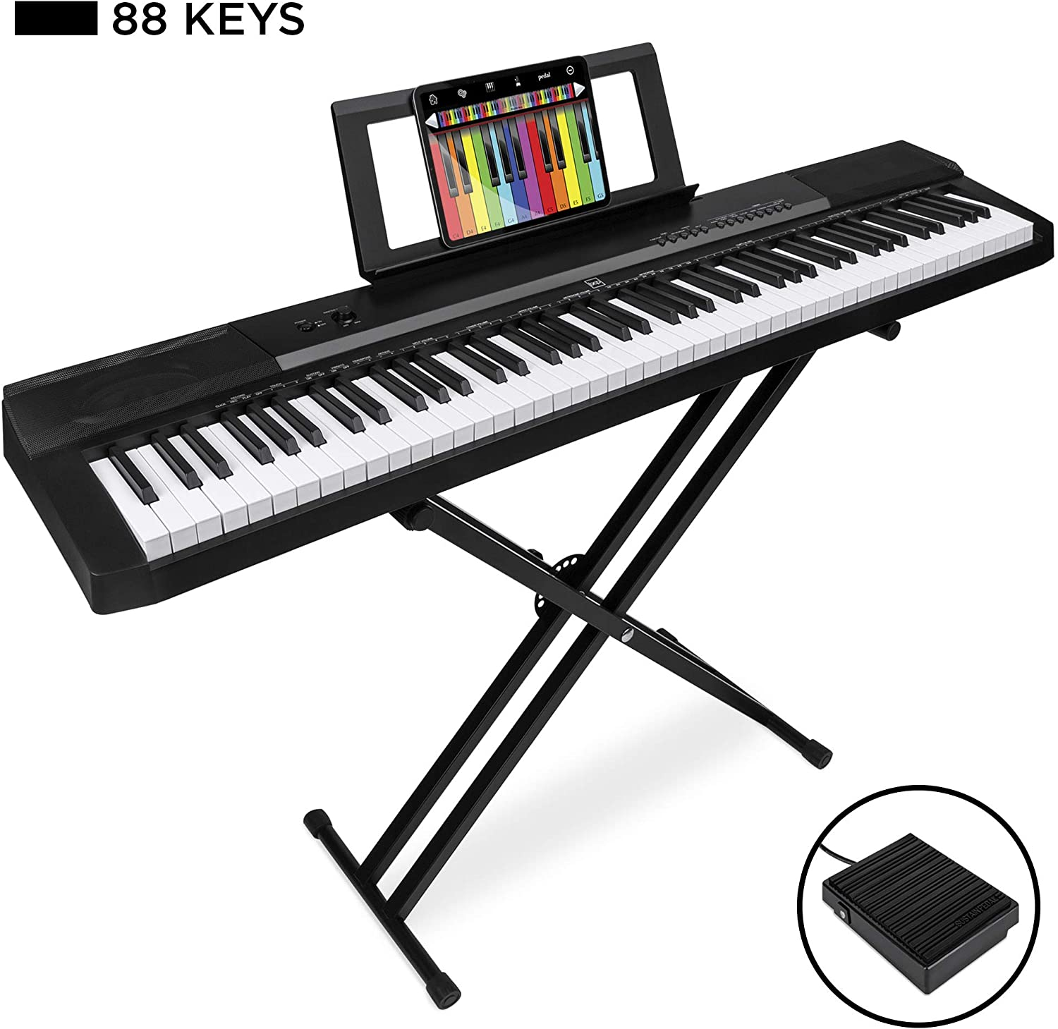 Best Choice Products Digital Piano