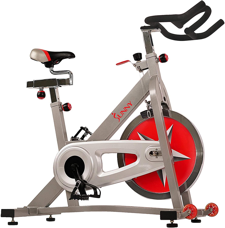 Sunny Health & Fitness Pro Indoor Bike