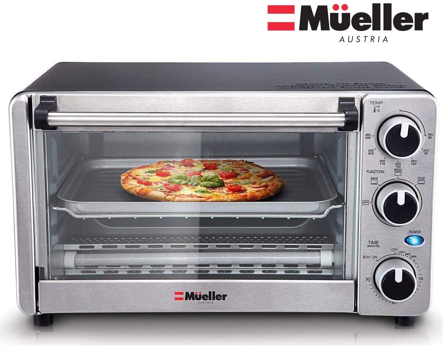 Toaster Oven by Mueller Austria