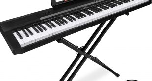 Top 10 Best Digital Pianos in 2020 Reviews