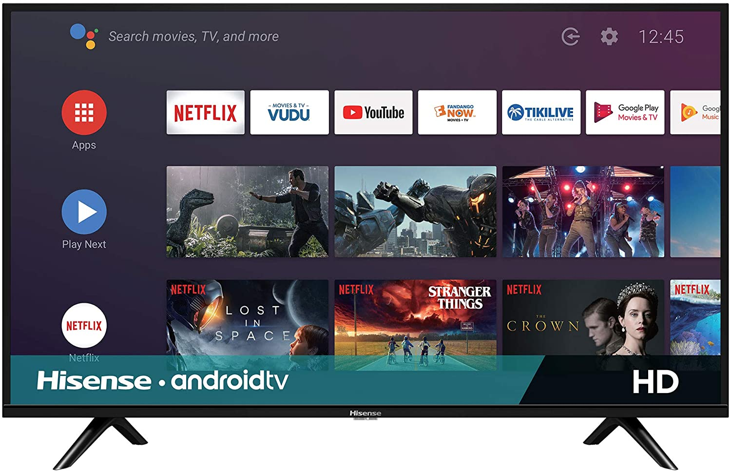 Hisense 32-Inch Android Smart TV