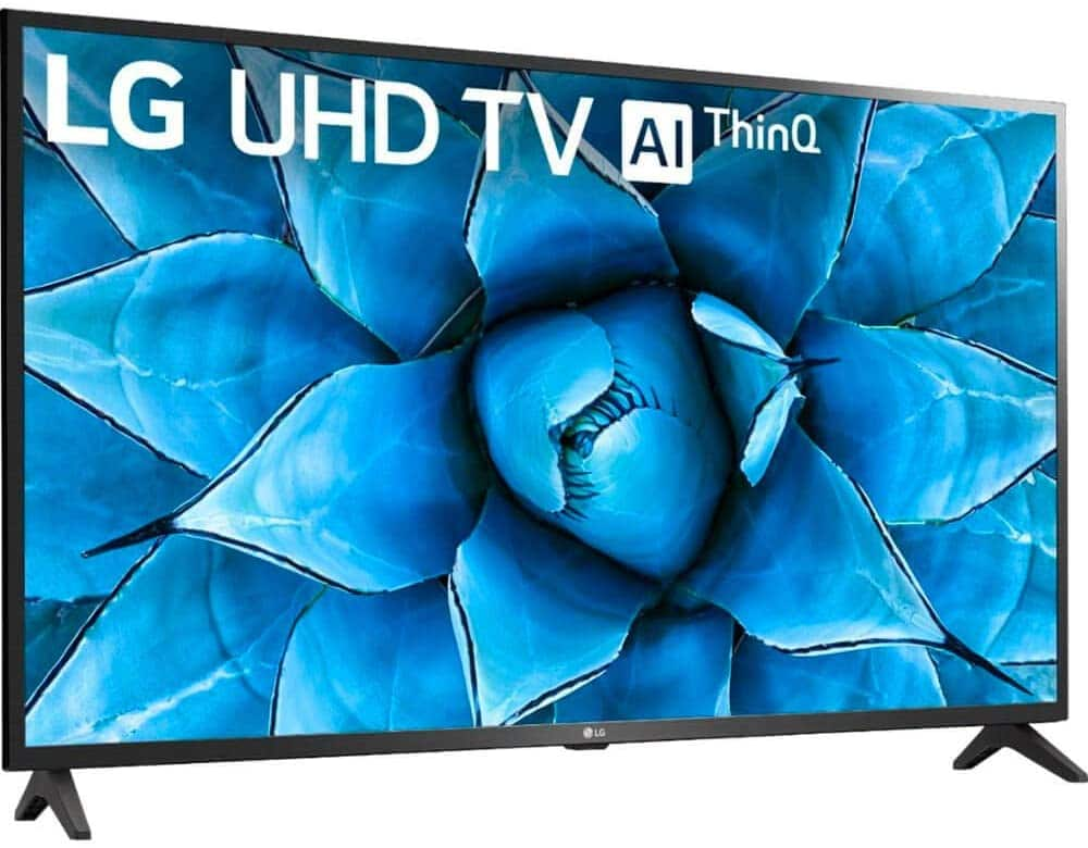 LG 4K Ultra HD Smart LED TV