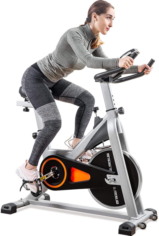 Merax Indoor Cycle Trainer