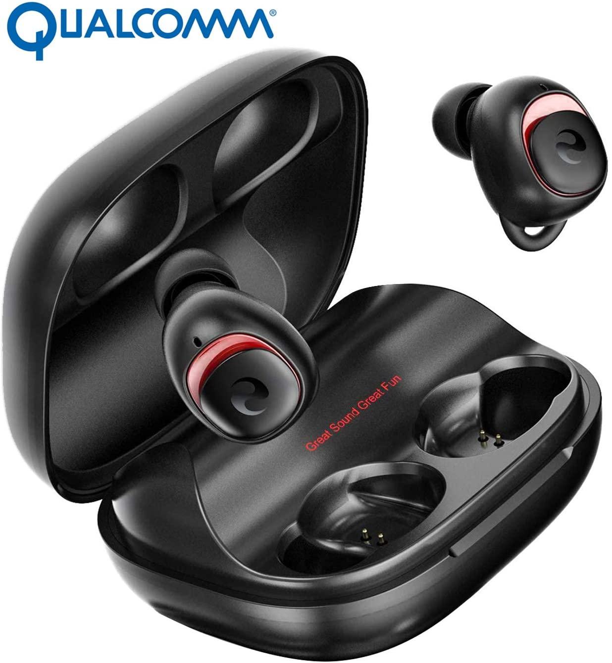 OFUSHO Bluetooth 5.0 Wireless Earbuds