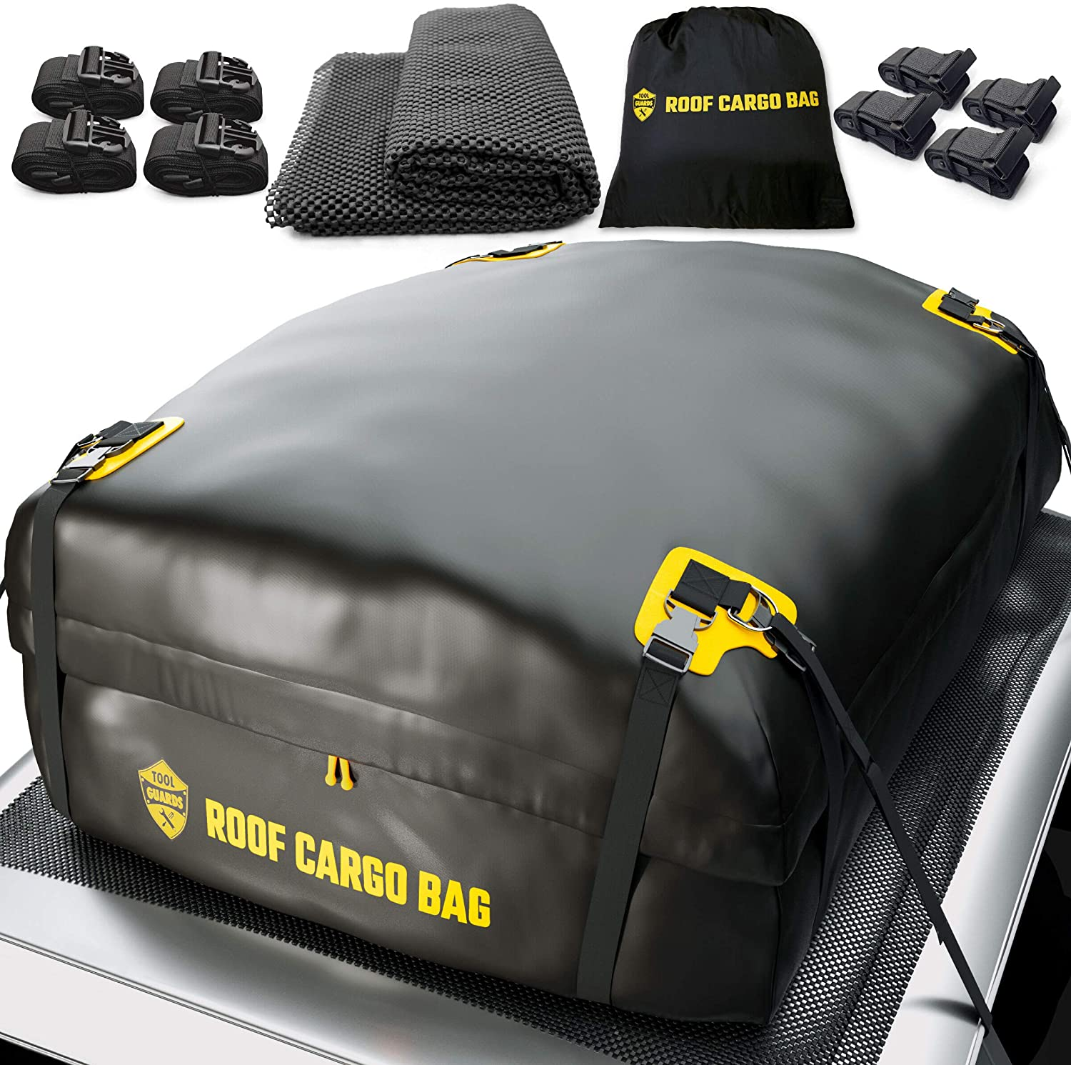 ToolGuards Roof Top Carrier 15 Cubic ft