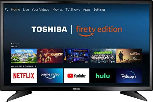 Toshiba Ultra HD Smart LED TV
