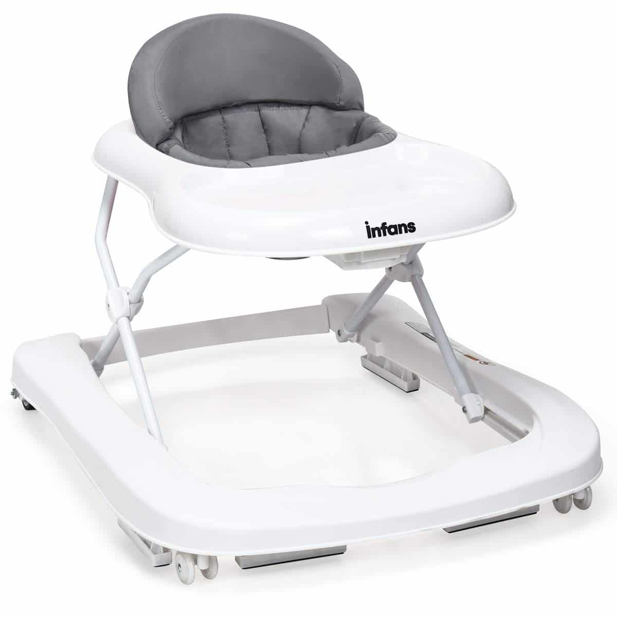 INFANS Foldable Unisex Baby Walker