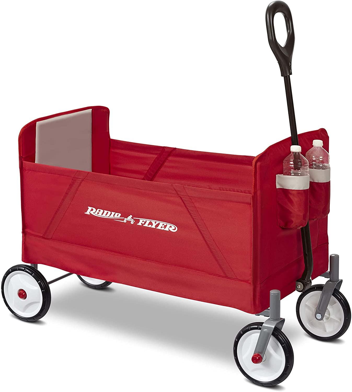 Radio Flyer 3956A EZ Fold Wagon