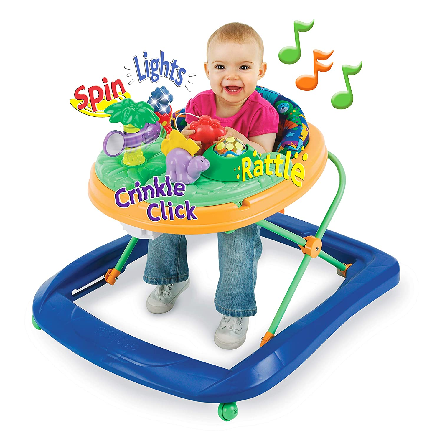 Safety 1st Baby Walker With Sounds 'n Lights