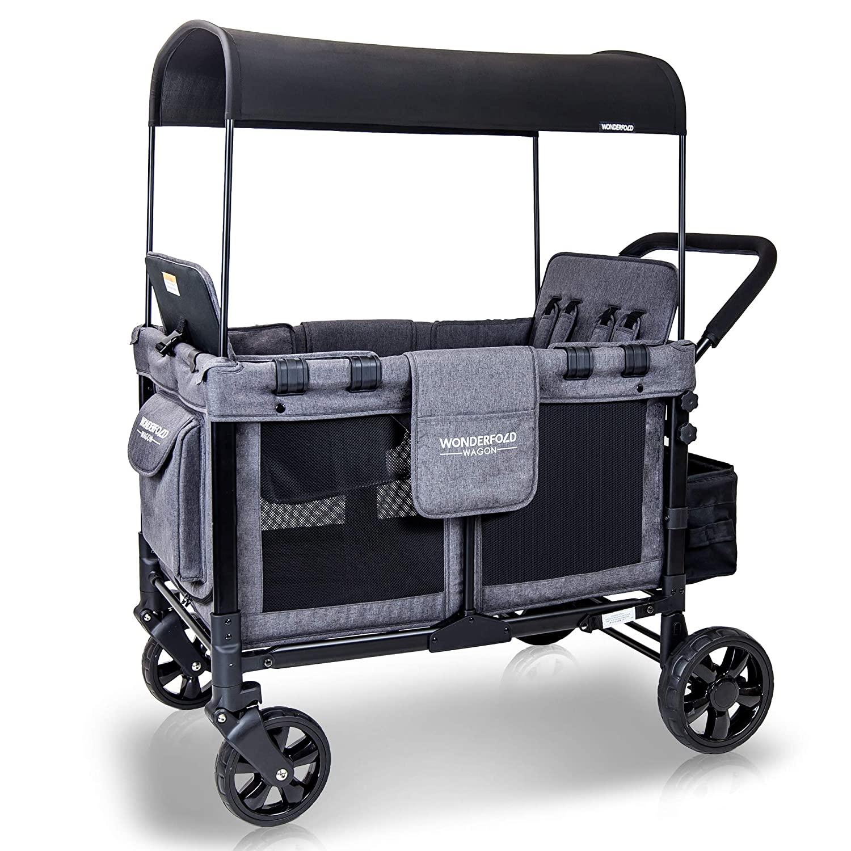 WONDERFOLD W4 Multi-Function Four Passenger Wagon