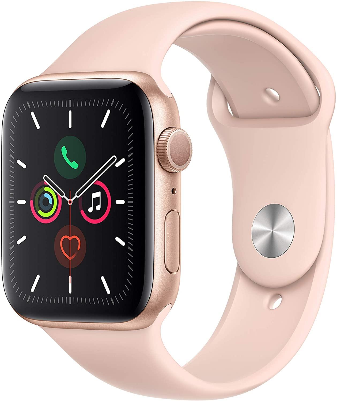 Apple Watch Series 5 (GPS, 44mm) - Gold