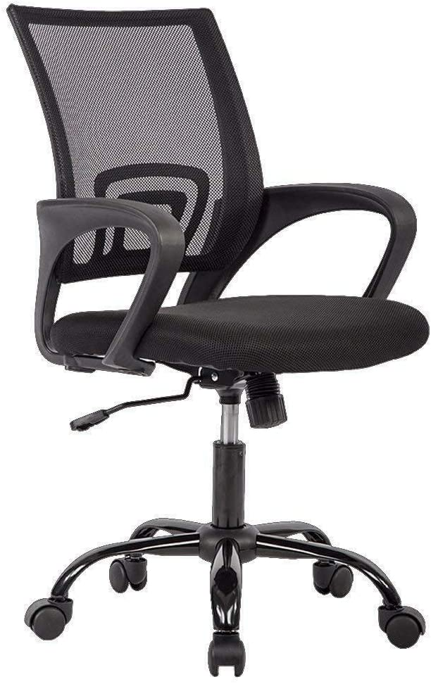 BestOffice Mesh Computer Executive Chair with Lumbar Support