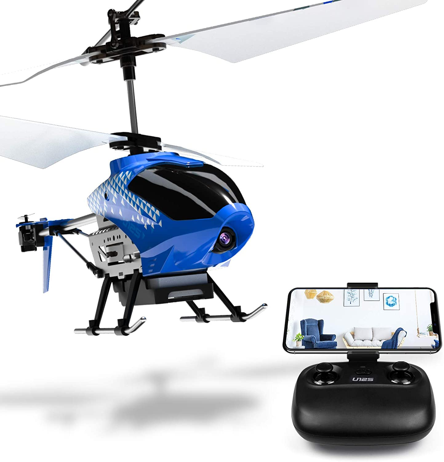 Cheerwing U12S RC Helicopter with Camera