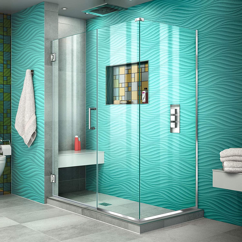 DreamLine Unidoor Plus Shower Enclosure