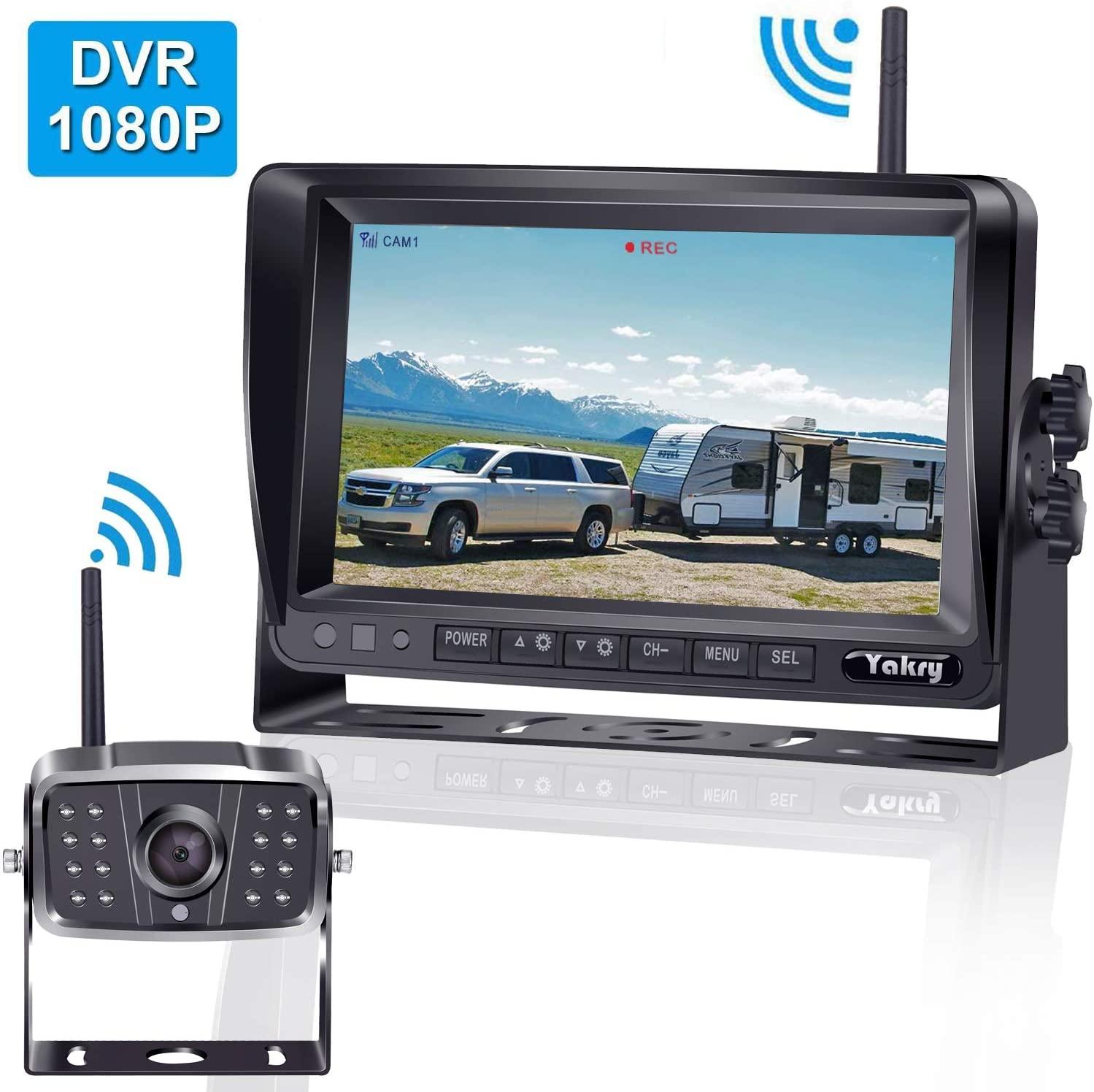 FHD 1080P Digital Wireless Backup Camera