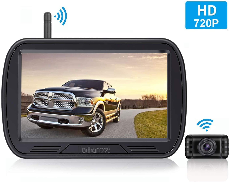 HD Wireless Backup Camera System
