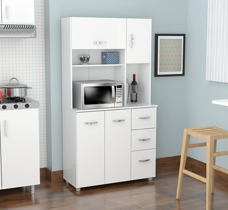 HomeRoots Kitchen Storage Cabinet