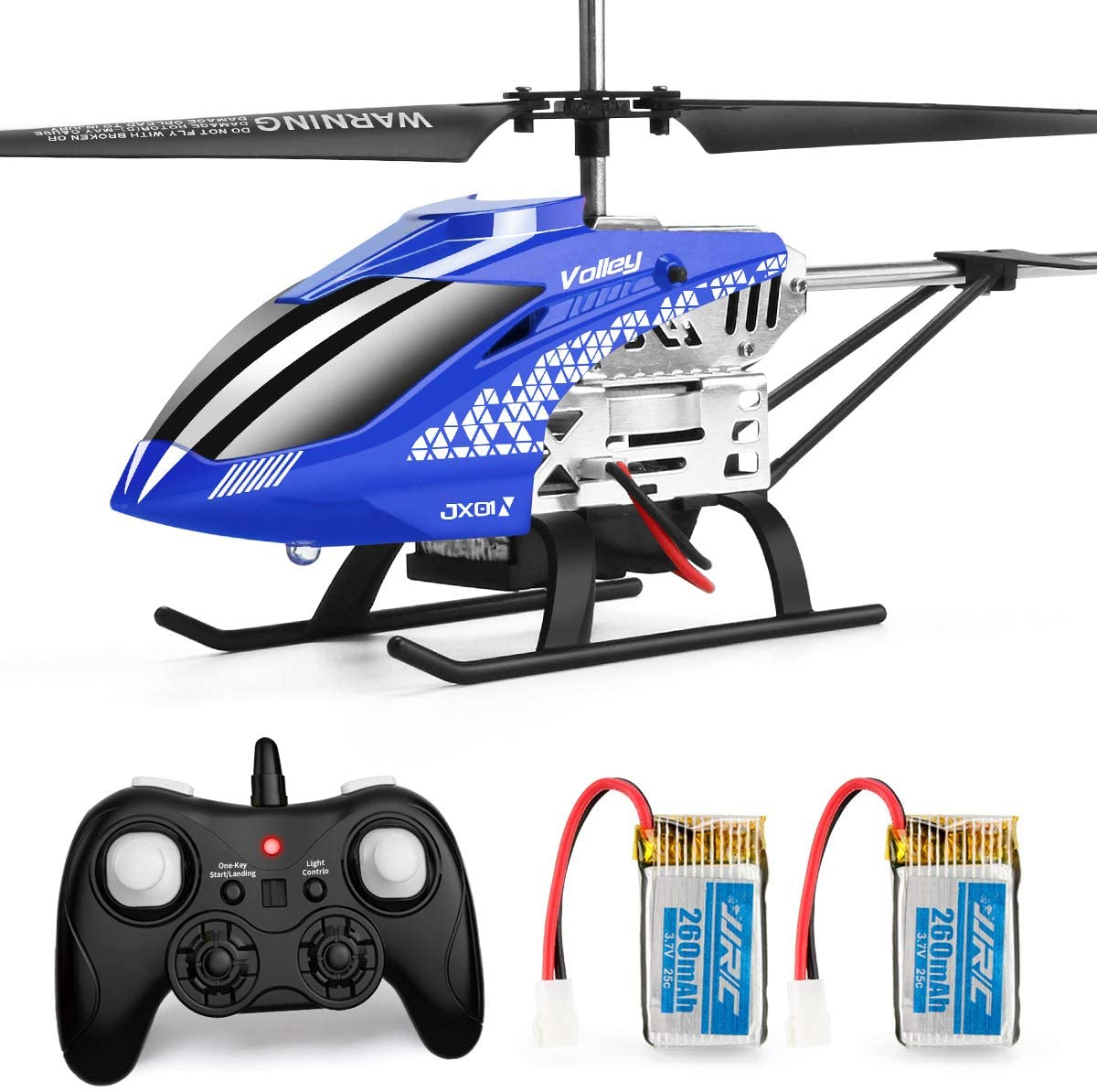 JJRC Helicopter with Remoter Control JX01