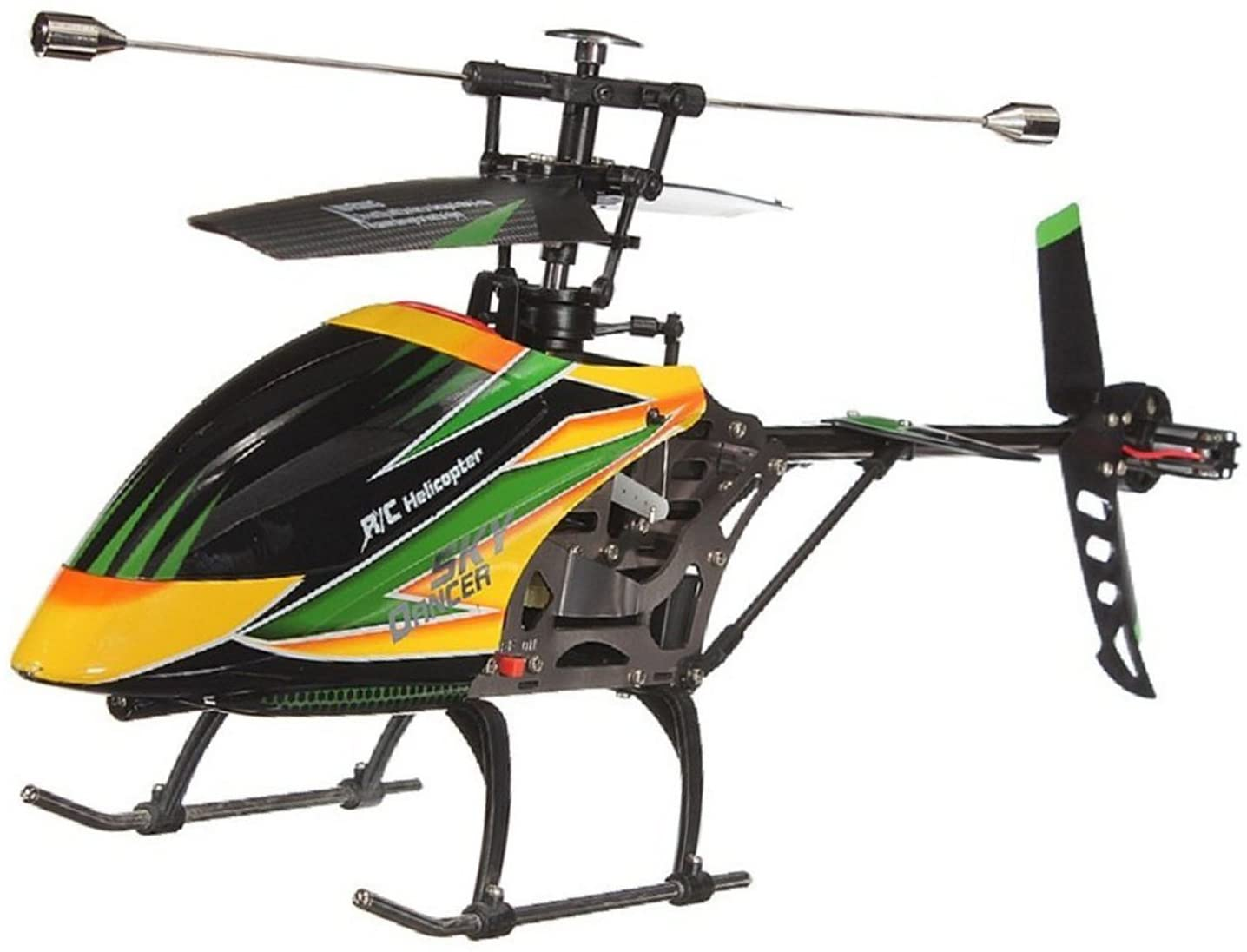 NiGHT LiONS TECH® Remote Control RC Helicopter