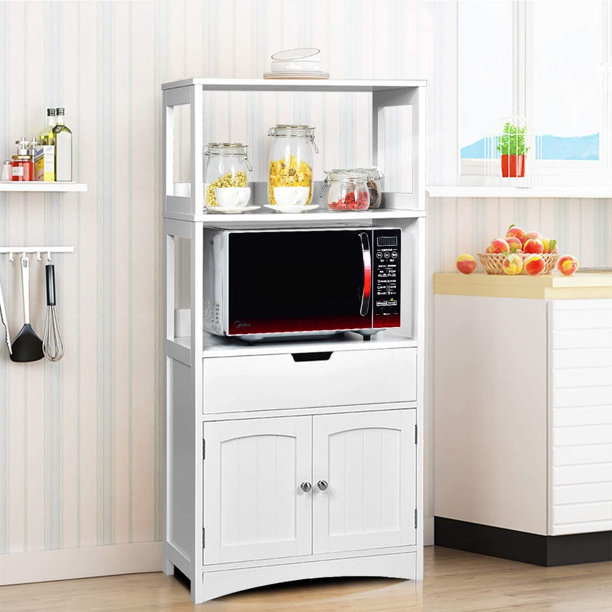 Tangkula Storage Cabinet for Kitchen