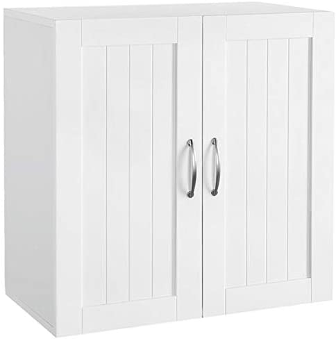 Topeakmart Home Kitchen/Bathroom/Laundry Wall Mount Cabinet