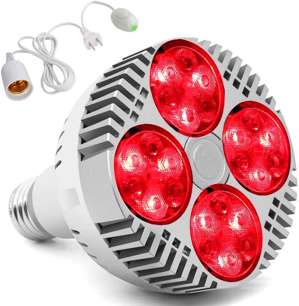 Red Light Therapy Lamp Pain Relief