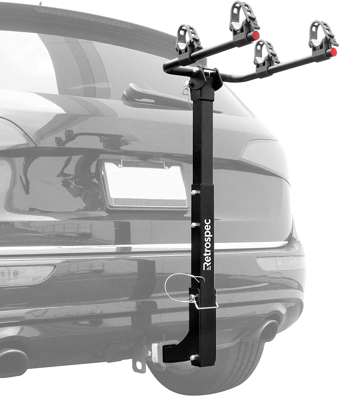 Retrospec Lenox Car Hitch Mount Bike Rack