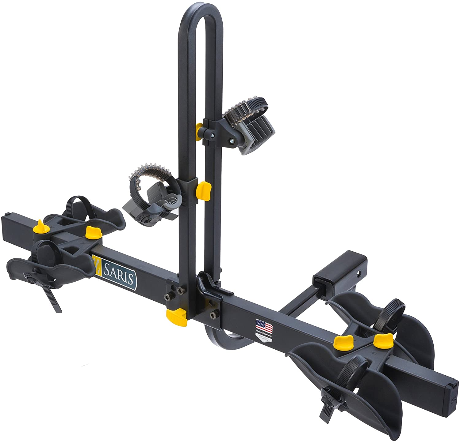 Saris Freedom Bike Hitch and Spare Tire Car Rack