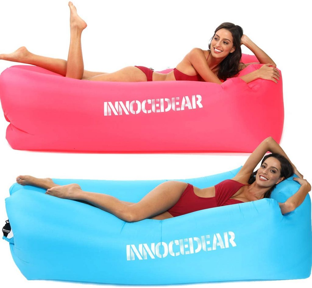 INNOCEDEAR 2 Pack Inflatable Chair